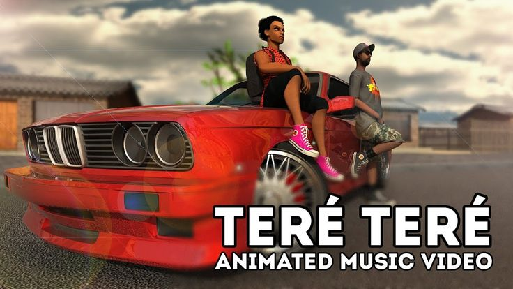 Teré Teré Animated Music Video - Tlatso-Son