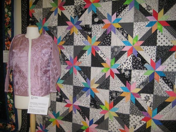 BRENDA HENNING'S SCRAP HUNTER FROM BOOK: AMONG FRIENDS MORE SCRAP QUILTS (CHECK OUT ALL BOOKS)