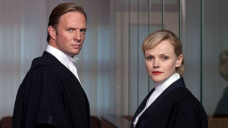 Long ago in a former life, before children, I was a legal secretary - wish I'd studied for longer and become a barrister so this programme is my escapism...new series starts this eve, 24/2/14.