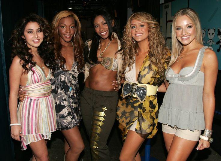 Best group girl Danity kane