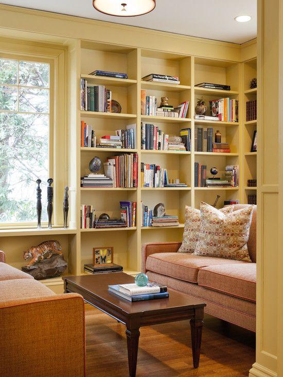 192 Best Bookshelf Decor Images On Pinterest Bookshelf Ideas Book Shelves And Home