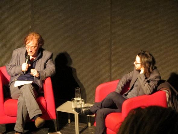 Op 31 januari 2013  was David Troch te gast tijdens de 'Donderdagen van de poëzie'.