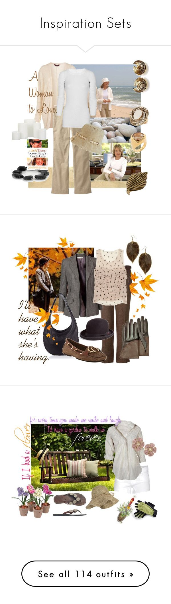 """""""Inspiration Sets"""" by sarah-dee-73 ❤ liked on Polyvore featuring Miss Selfridge, Old Navy, Rick Owens, Barneys New York, Fantasy Jewelry Box, Lucky Brand, Tiffany & Co., Dorothy Perkins, Crate and Barrel and Ralph Lauren"""