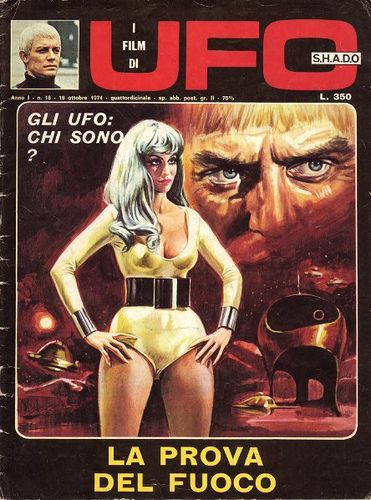 i film di UFO 18