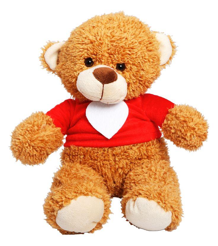 Teddy bear for Valentine's Day! Visit our website now> www.much.gr #teddybear #love #giftforher #giftforhim #valentines #valentinesday #much #muchtoys