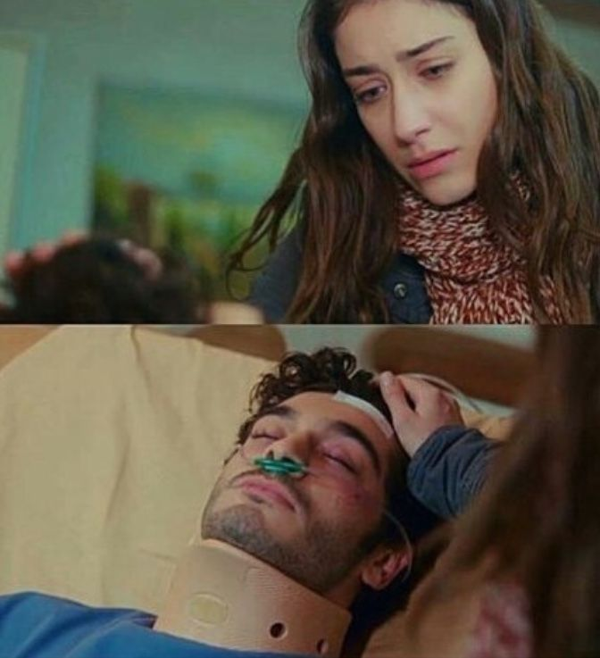 Pin By H On Our Story Barfi Madly In Love Bizim Hikaye Actors Turkish Actors Hayat And Murat