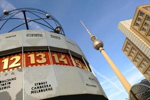 Berlin: Clock, Around The World