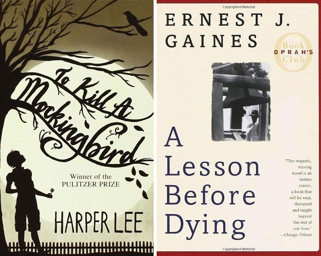 a lesson before dying compare movie to novel A lesson before dying questions and answers  in a lesson before dying, why do they compare jefferson to jesus  ernest gaines's novel, a lesson before dying is set in louisiana there, the .