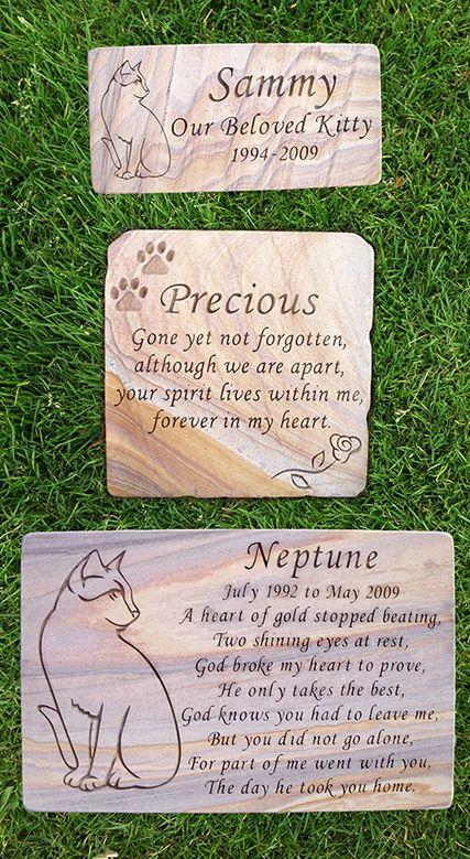 Rainbow Bridge Memorial Stone : Best ideas about pet memorial stones on pinterest