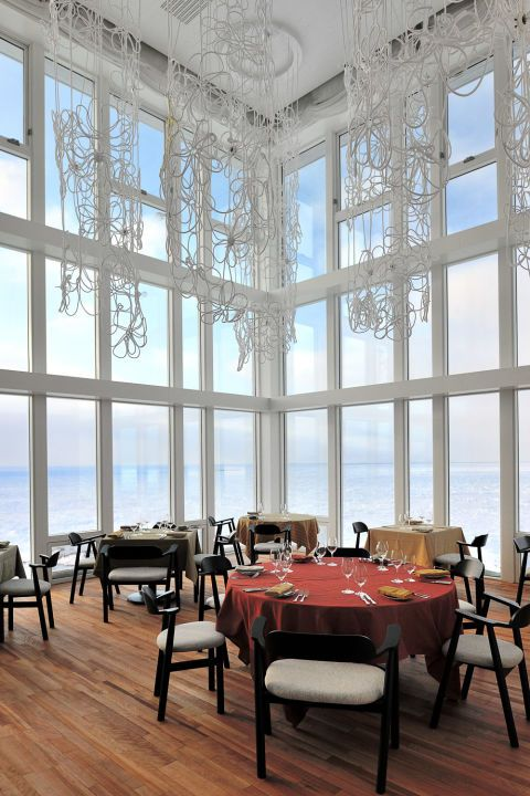 Truly get away: These 5 dreamy remote locations, including Fogo Island Inn in Newfoundland here, are off the beaten path and the perfect places for the adventurous traveler to disconnect. Add them to the bucket list!