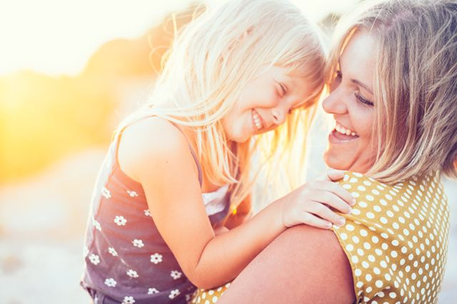 From angry mom to happy mom