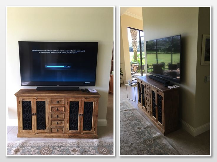 """Please check out our latest blog post of the complete installation of this 75"""" Samsung TV and Bose SoundTouch 130 Home Theater System. We look forward to getting your input."""
