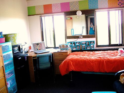 The Lovely Side Tbt Tour My Single Dorm Room At Isu