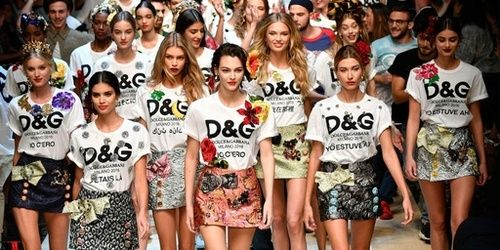 These are the most beautiful dress from the D&G Spring/Summer 2017 collection  #ShopStyleCollective #summerstyle #getthelook #wearitloveit