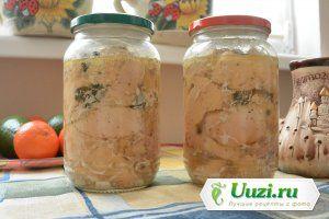 Тушенка куриная в домашних условиях рецепт пошагово с фото как приготовить готовим дома на скорую руку