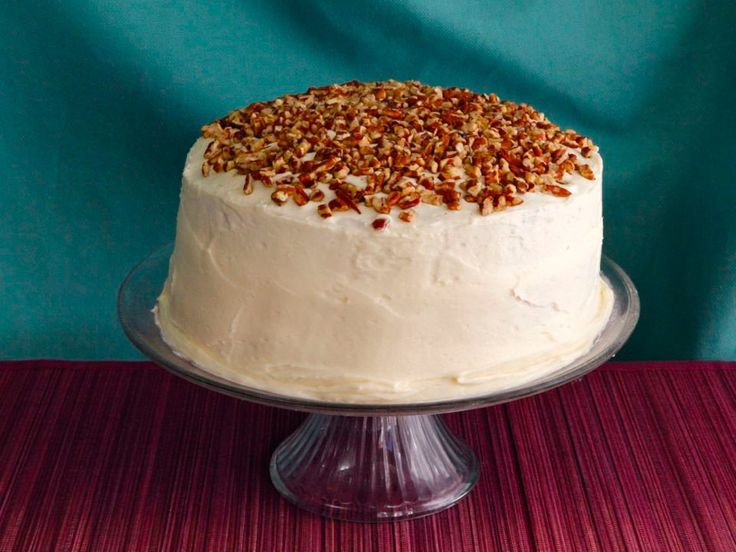 A traditional recipe and history for Hummingbird Banana Pineapple Cake with Cream Cheese Frosting from author Gil Marks on ToriAvey.com