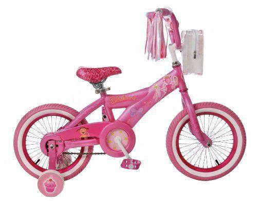 Pinkalicious Girls' Bike, 16-Inch by Pinkalicious. Pinkalicious Girls' Bike, 16-Inch. 16-Inch Wheels.