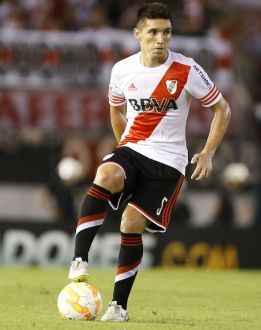 Atletico Madrid confirmed the signing of Matias Kranevitter. #FootballNews