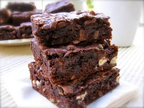 Easy Bar Cookies From Cake Mix | Food :) | Pinterest