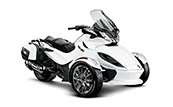 Spyder 2013 ST Limited Three-Wheeled Motorcycle |Can-Am Roadster