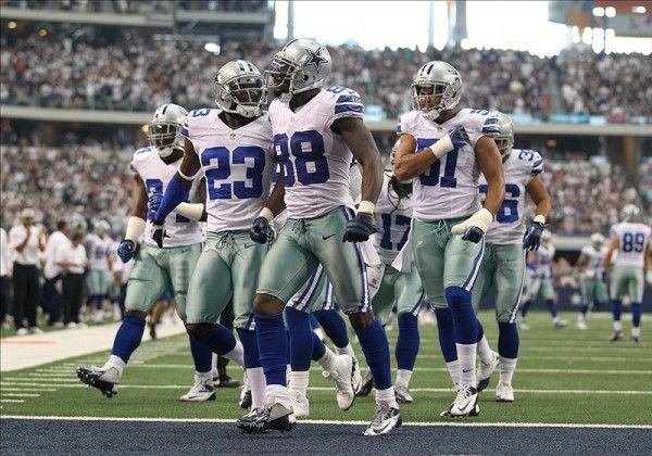 Dallas Cowboys football games