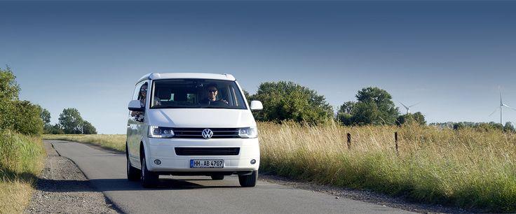 Konzept | Ahoi Bullis - VW T5 California Bullis mieten