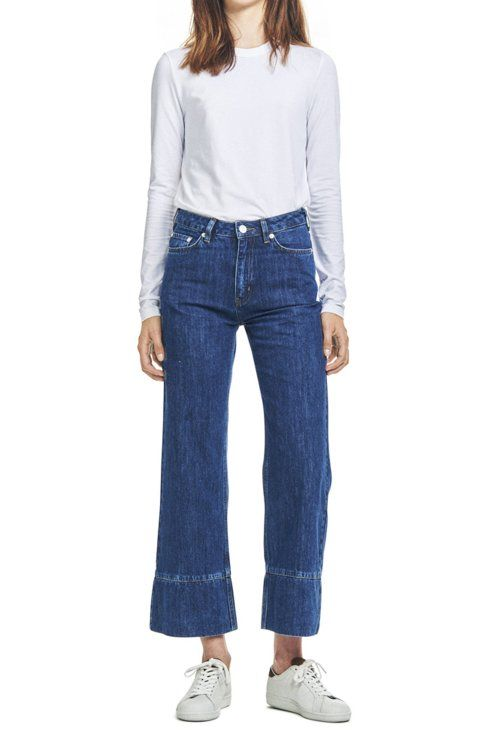 W.W. Denim - Gwen Dark Blue Vintage