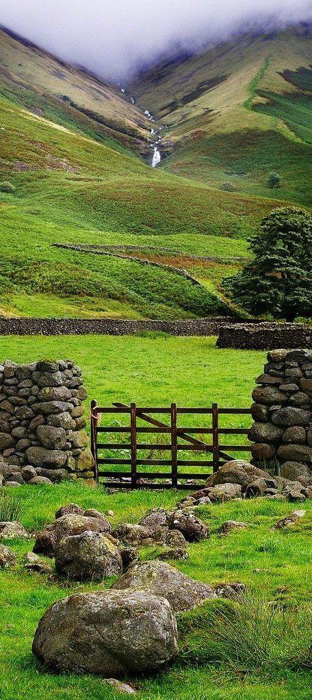 Irish landscape Micheal Raye -