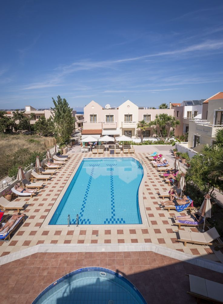 Enjoy an early morning swim and a nice tan at any one of our two large pools! https://www.oscarvillage.com/hotel-pools  #Oscar #OscarHotel #OscarSuites #OscarVillage #OscarSuitesVillage #HotelChania #HotelinChania #HolidaysChania #HolidaysinChania #HolidaysCrete #HolidaysAgiaMarina #HotelAgiaMarina #HotelCrete #Crete #Chania #AgiaMarina #VacationCrete #VacationAgiaMarina #VacationChania
