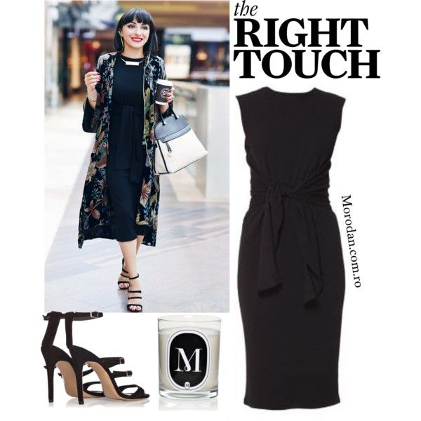 The Right Touch http://www.morodan.com.ro/clothing/the-right-touch-rochie-neagra/
