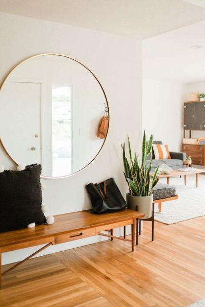 50+ Winter skandinavische minimalistische Innendekoration 2018