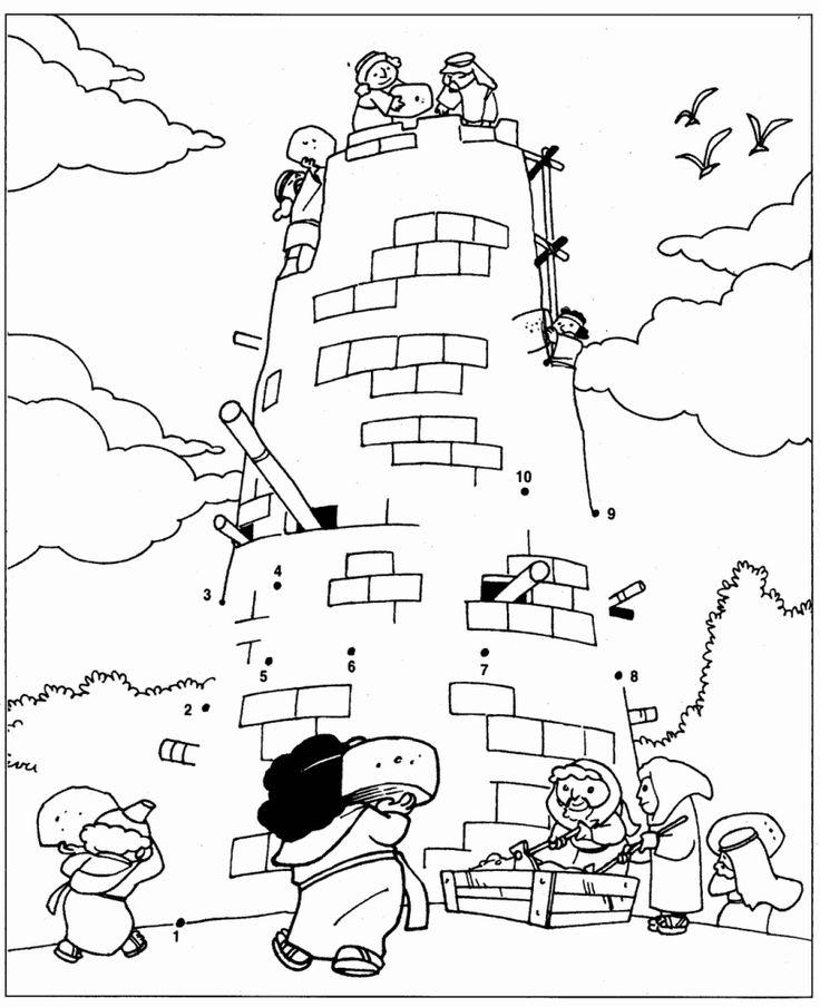 Costruzione della Torre di Babele