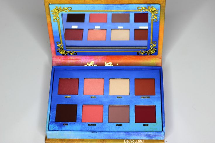 Be.You.tiful: review   Venus Palette by Lime Crime