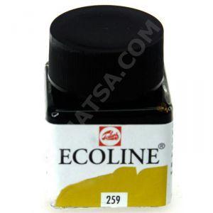 Talens Ecoline Sıvı Suluboya 30 ml. 259 Sand Yellow