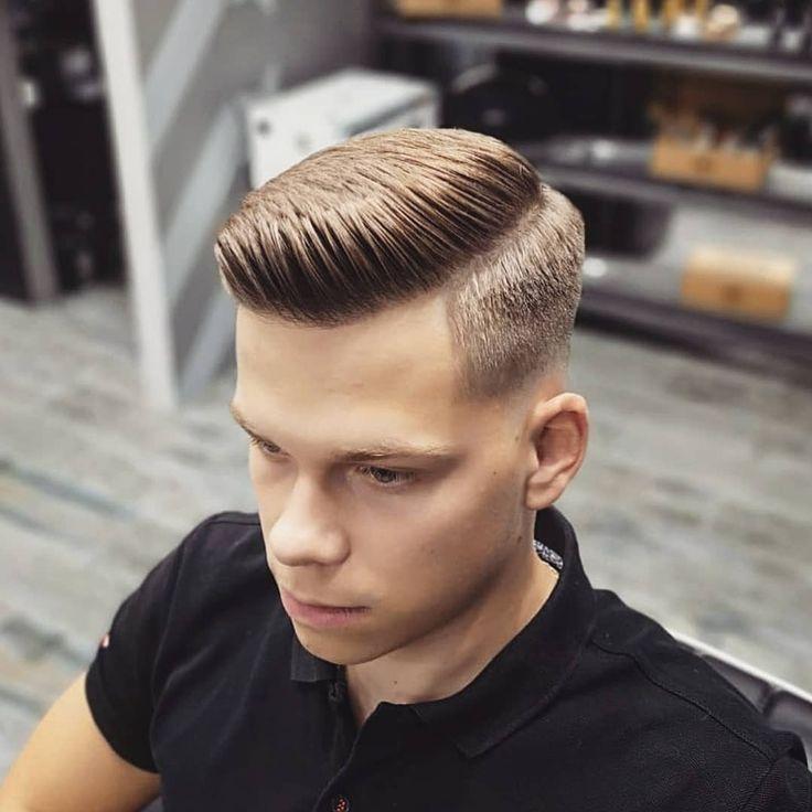 Herren Haare Haarschnitte Verblassene Haarschnitte Kurz Mittel Lang Summend Seitentei Haarschnitt Haarschnitt Manner Manner Haarschnitt Kurz