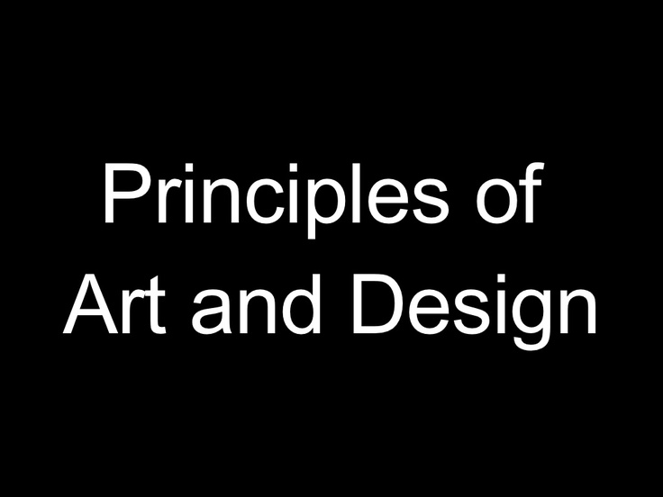 Principles Of Art And Design : Best reference the principles of design images on