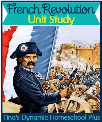 French Revolution Homeschool Unit Study thumb Unit Study:French Revolution + Free {Storming the Bastille} Game