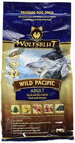 Aus der Kategorie Trockenfutter  gibt es, zum Preis von EUR 14,50  <p>Wild Pacific ist ein artgerechtes Trocken-Hundefutter für die täglich gesunde Ernährung Ihres Hundes.Die Zusammensetzung orientiert sich an der Nahrung der Ur-Hunde und verbindet diese mit dem Wissen unserer Zeit.</p><br/><br/><p>Artikeldetails:</p><br/><br/><br/> • mehr als 50% Fisch im Trockenprodukt<br><br/> • einzigartige Kombination wertvoller Meerespflanzen<br><br/> • kräftigt Herz und Kreislauf<br><br/> • stärkt…