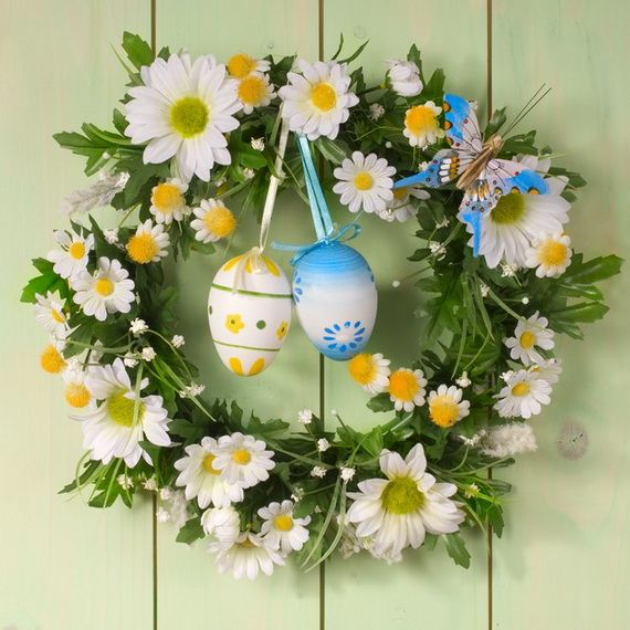 70 Awesome Outdoor Easter Decorations For A Special Holiday_16