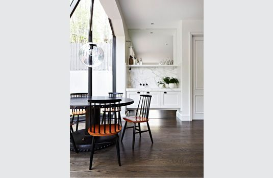 12 best renovation irving ave images on pinterest for Guthrie dining