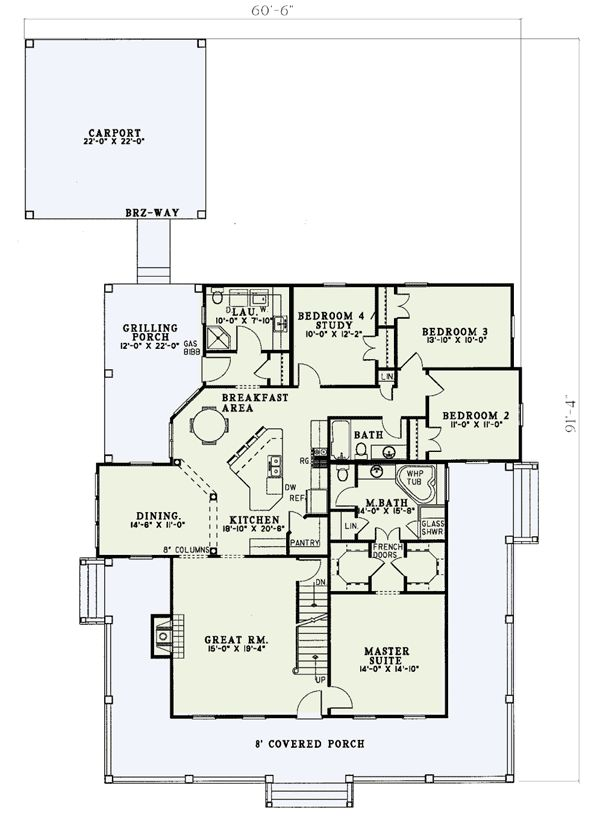 floor plans with wrap around porch plan 5921nd wonderful wrap around porch wrap around 26684
