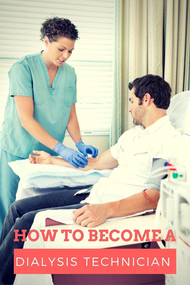 How to a dialysis technician technician dialysis
