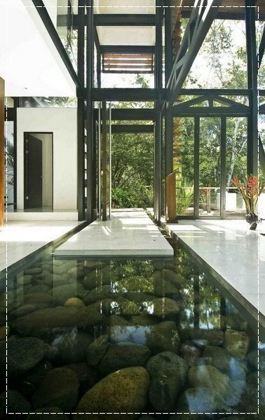 Espelho D'água, Espelhos D'água, Espelhos D'água na decoração, paisagismo, Espelhos D'água no paisagismo