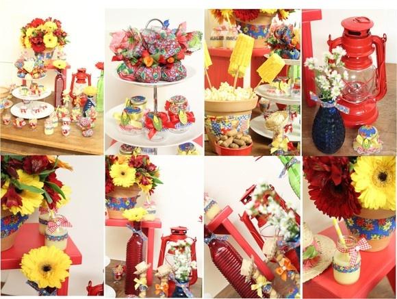 Decoração Chique ~ festa junina chique #festajunina #junina #diy #party #june Decoracao de festas e mesas
