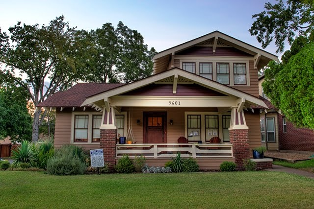 419 best historic craftsman bungalow images on pinterest for Craftsman style homes dfw