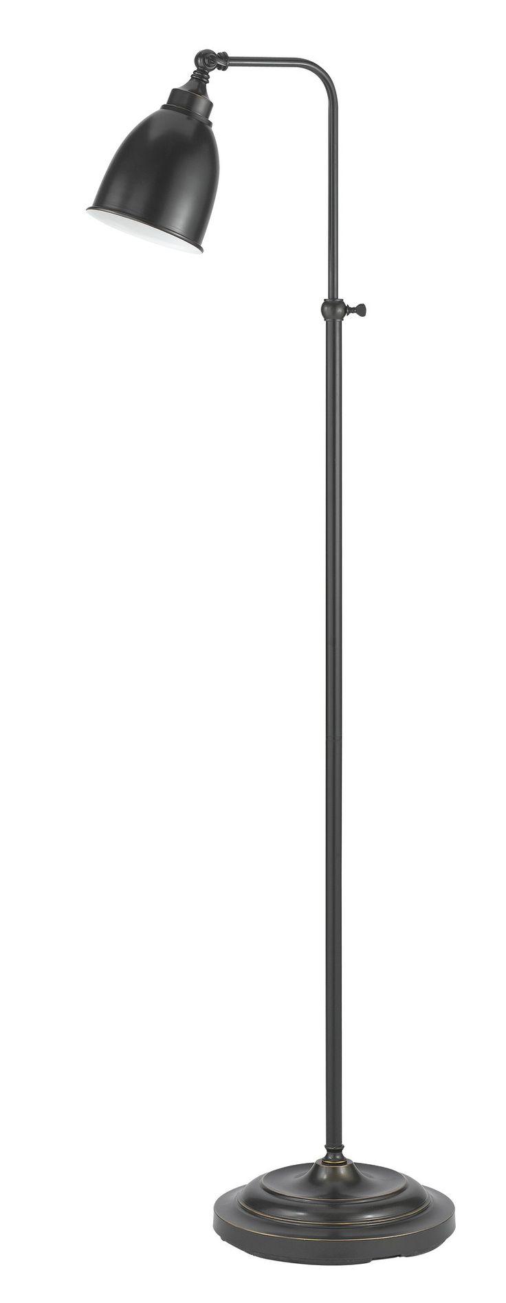 Cal Lighting Boylston Adjustable Floor Lamp U0026 Reviews | Wayfair