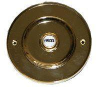 Victorian repro doorbell brass