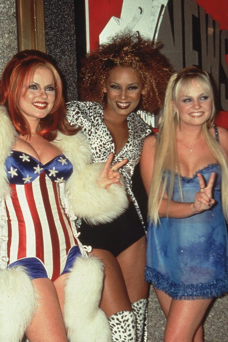 Mel B Explains Where The Nickname Scary Spice Came From