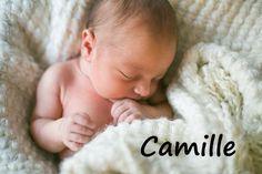 D'origine latine, Camille est parmi les prénoms mixtes les plus prisés des parents.  Mais si au XIXe siècle il était attribué surtout à des garçons, ce n'est plus le cas aujourd'hui : Camille figure en effet dans le Top 50 des prénoms les plus attribués aux filles et dans le Top 200 des prénoms les plus attribués aux garçons.