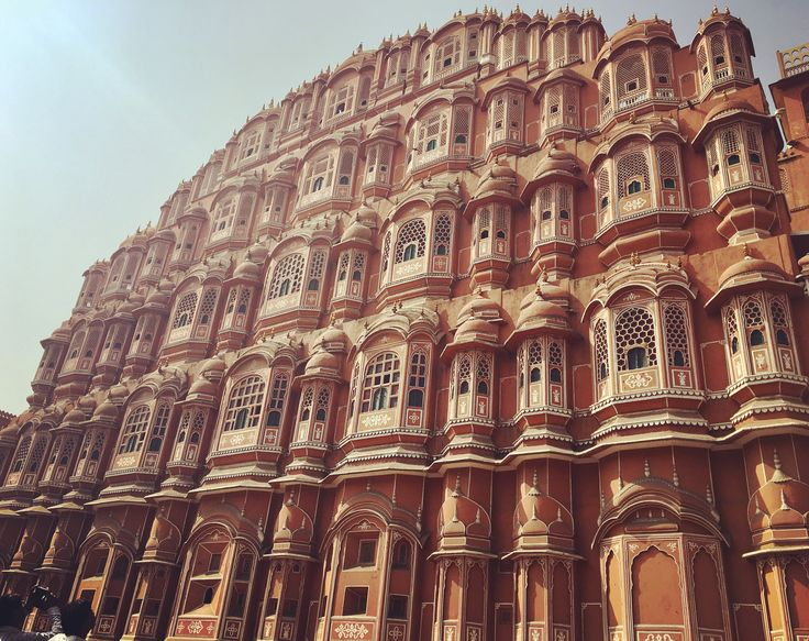 The one and only hawa mahal